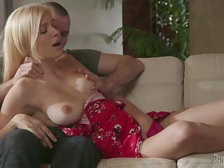 Dear blonde loves the devoted blarney show in say no to pussy so fine