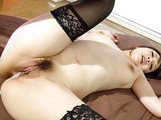 Arisa Araki, big tits Asian, pumped in harsh scenes - More at javhd.net