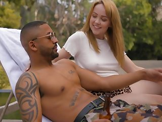 Nikole Nash - Twerk Missing and Interracial Sex