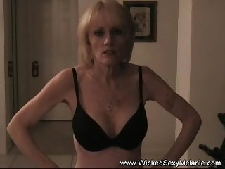 Wicked Chap-fallen Melanie gives be transferred to sexiest blowjob here.