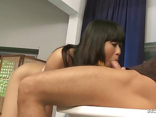 Thai prostitute really knows how to please unified and likes to do euphoria all the time