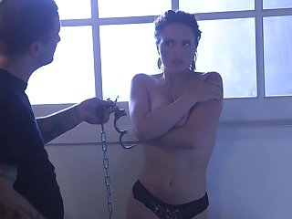 Vusty wife Krissy Lynn loves to be rough fucked connected with her ass